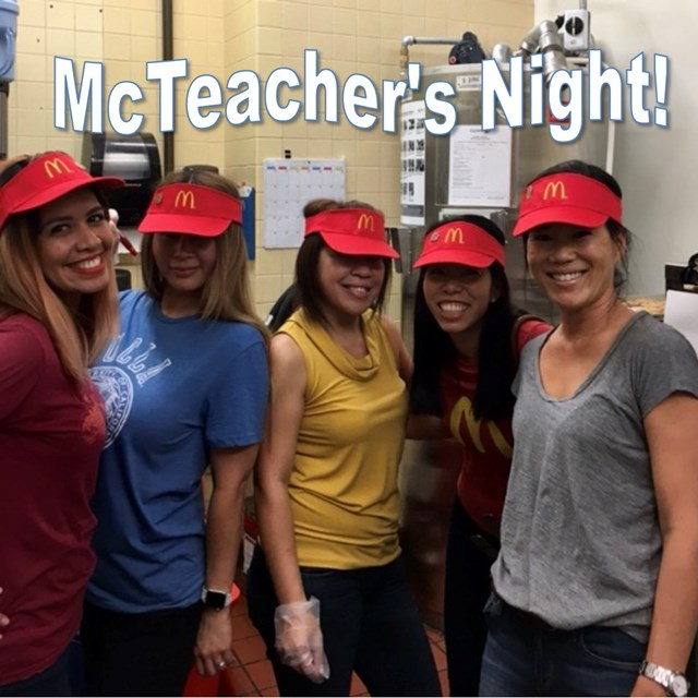 McTeacher's Night teaches us to appreciate all the hard-work that fast food employees do for us as consumers.