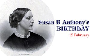 Susan B. Anthony Day - article thumnail image