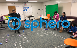 Sphero Robotics - article thumnail image