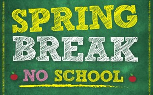 Spring Break! - article thumnail image