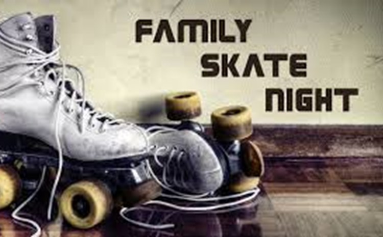 Family Skate Night - article thumnail image