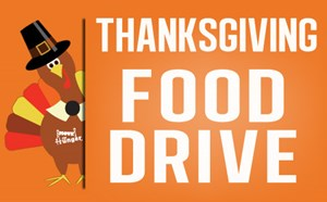 Thanksgiving Food Drive - article thumnail image